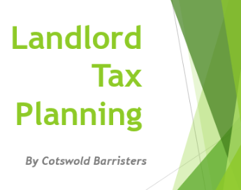 Landlord Tax Planning Presentation