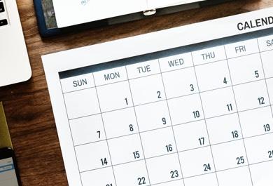 Landlord Events Calendar