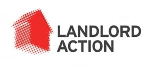 Landlord Action logo