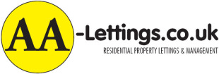 AA lettings agents logo