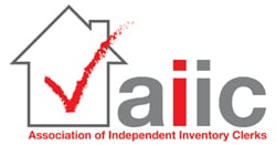 Association of Independent Inventory Clerks (AIIC) logo