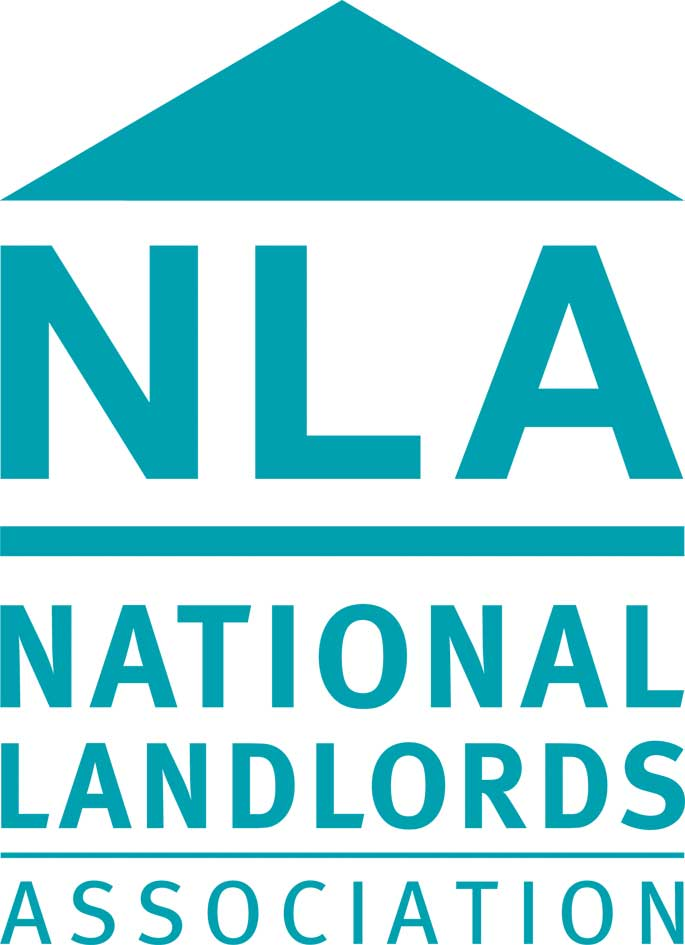 NLA logo colour