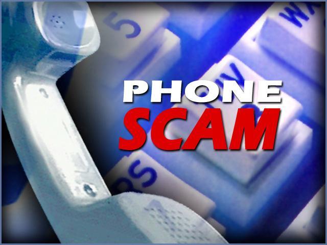 Warning – HMRC Scam Phone Calls