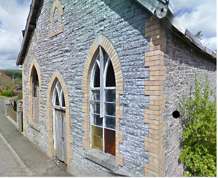 £7,500 chapel was cheapest property sold in March