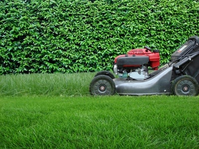 Lawnmowers – do landlords have to provide them?