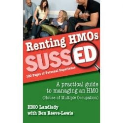 Renting HMOs Sussed – BOOK REVIEW