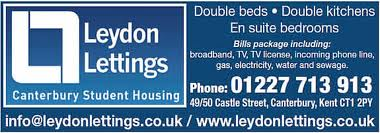 Bob Leydon of Leydon Lettings In Canterbury