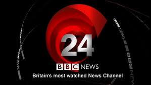 BBC News 24 - Mark Alexander