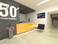 Reception - Glasgow Buy to Let Studio's for the student letting market