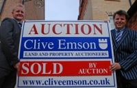 Clive Emson Auctioneers – Property Auctions 4th to 7th February 2013