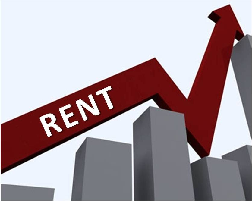 Rents rising in Scotland
