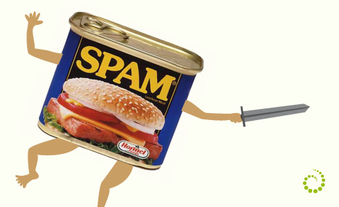 Spam Attack on Scottish Association of Landlords