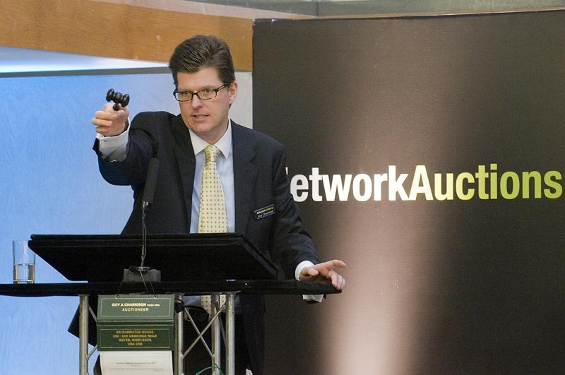 Network Auctions 6th March 2013 London