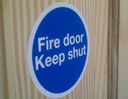 Self Closing Fire Doors – Issues in HMO's