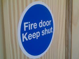 Self Closing Fire Doors - Issues in HMO's