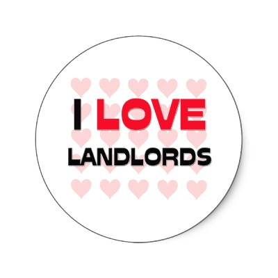 I Love GOOD Landlords – Happy Valentines
