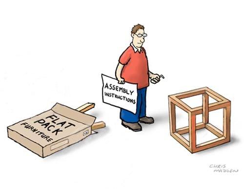 Why do landlords buy furniture packs?