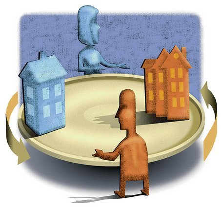 Property swap and tax treatment of peppercorn rents