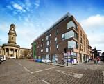 Student development in Chapel Street Manchester
