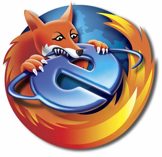 Firefox is landlords favourite browser