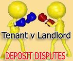 Tenant Deposit Dispute Figures Looking Good