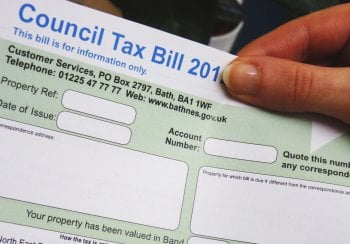 Council Tax Responsibility