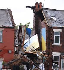 Gas Explosion in your property