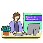 Letting to a housing association
