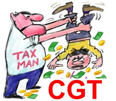 Minimising Capital Gains Tax