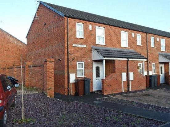 Tenanted houses in Lincoln city for less than £90,000