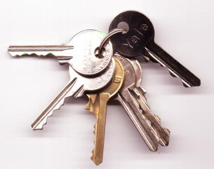 """Property Keys – is the """"old school"""" ledger the only way?"""