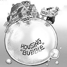 Housing Bubble fears – genuine or an overreaction?