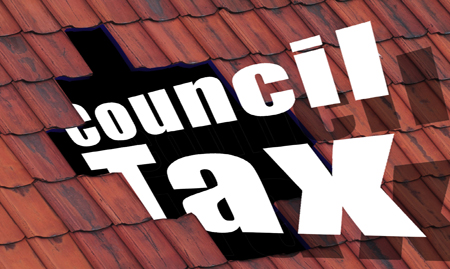 Council tax liability for absconding tenant