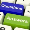 Popular questions from tenants to landlords