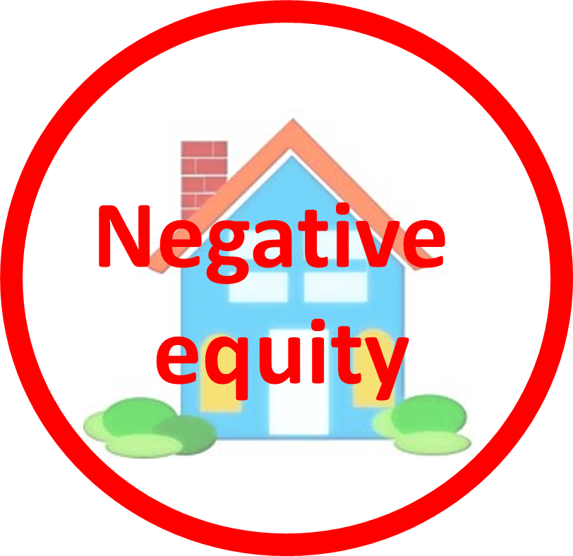Negative equity advice wanted