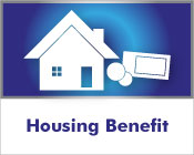 Rise in working families claiming benefits for housing