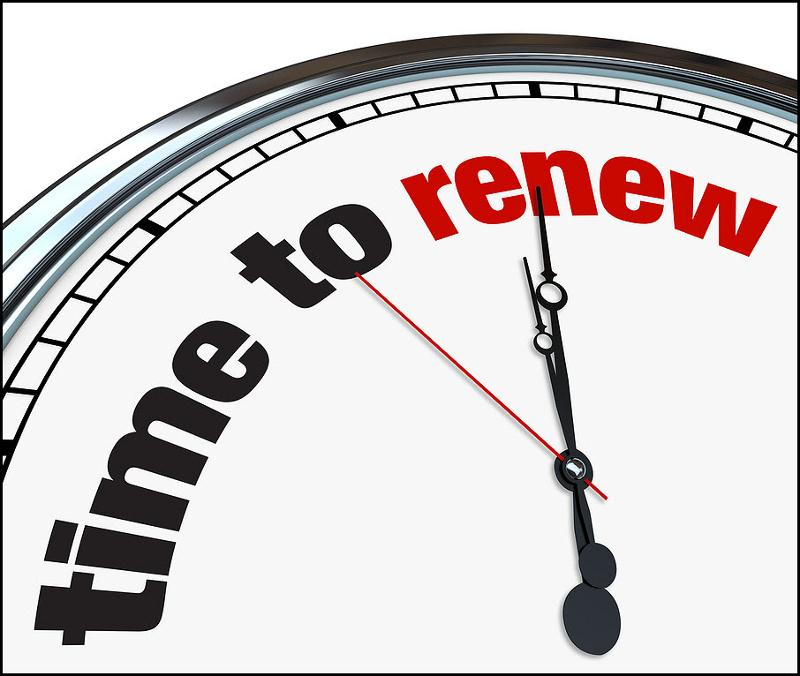 Converting to a 12 month tenancy agreement