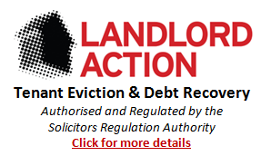Landlord Action - for more info please CLICK HERE