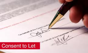 Consent to Let – Should I tell my residential lender I am now letting the property?