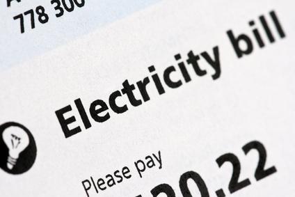 Former tenant - unsettled Utilities bill