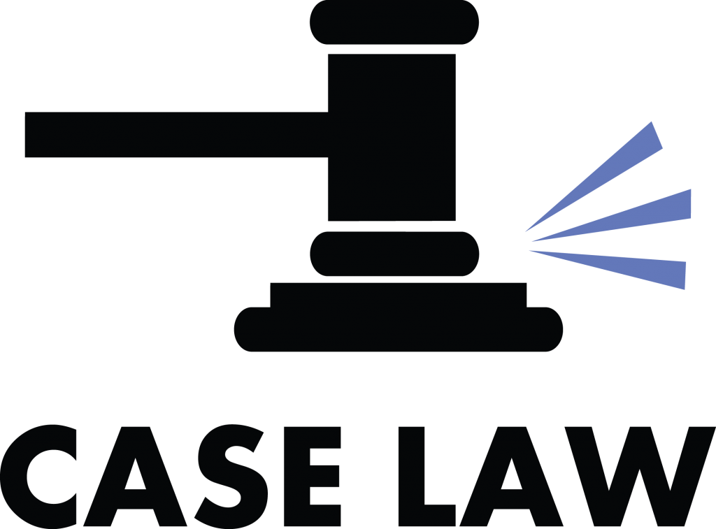 Case law on charging for rent arrears?