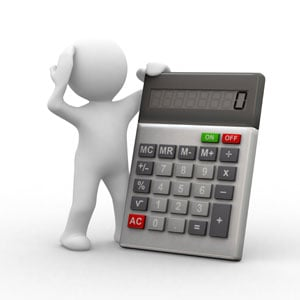 Calculating rent arrears when dealing with partial payments