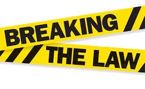 Councils encouraging law breaking