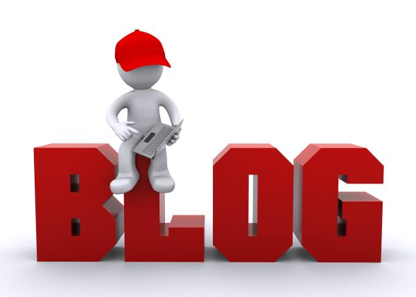 Ever thought about blogging about property in your town?