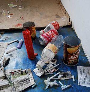 Eviction Advice – Drug Den