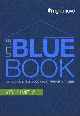 Property trends revealed in Rightmove's 'Little Blue Book'