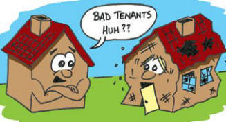 Why don't agents use 'bad tenant' databases?