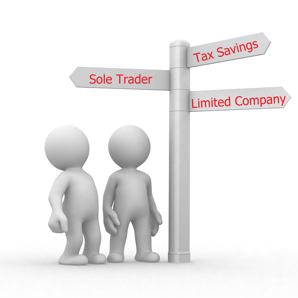 Is Limited Company the way to go?