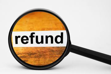 Holding deposit refund?