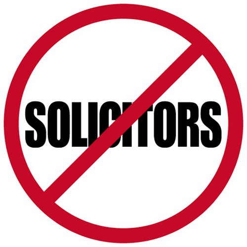 Is it possible to change the title plan without a solicitor?